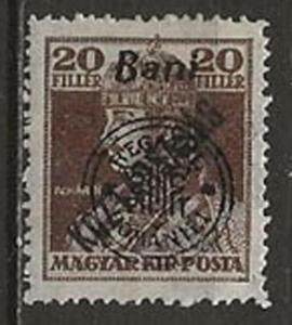 Hungary 6n41 m willisch dg25