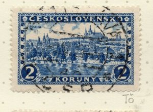 Czechoslovakia 1926-27 Issue Fine Used 2k. NW-148612