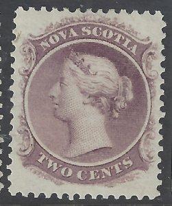Nova Scotia #9 MLH CV$15.00 [76492]