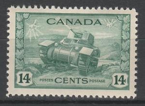 CANADA 1942 WAR EFFORT 14C TANK