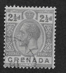GRENADA SC# 98  FVF/U 1922