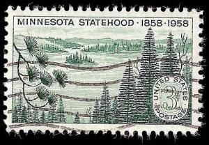 # 1106 USED MINNESOTA STATEHOOD