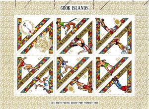 Cocos Island 258c S/S  MNH SCV $9.00