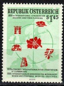 Austria #612 MNH CV $3.25 (X2395)