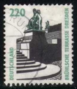 Germany #1849 Bruehl's Terrace, used (0.75)