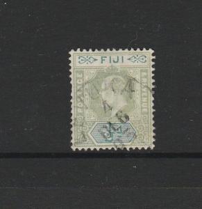 Fiji 1903 1/2d FU SG 104