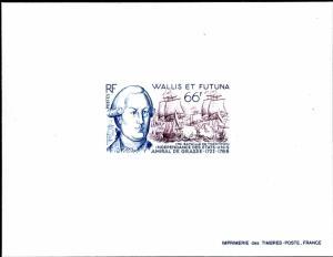 WALLIS &FUTUNA 274-5 PROOFS SCV $15.00 BIN $7.50