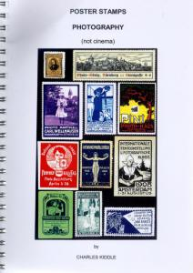 (I.B-CK) Cinderella Catalogue : Poster Stamps : Photography (not Cinema)