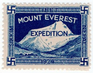 (I.B) Cinderella Collection : Mount Everest Expedition (1924)