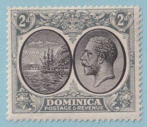 DOMINICA 70  MINT HINGED OG * NO FAULTS VERY FINE!
