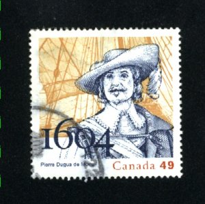Canada #2044  -3  used VF 2004 PD