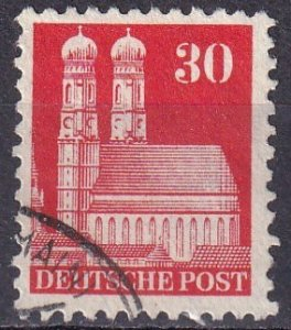 Germany #650 F-VF Used CV $5.25  (Z4129)