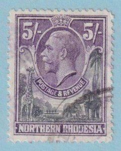 NORTHERN RHODESIA 14  USED - NO FAULTS EXTRA FINE!