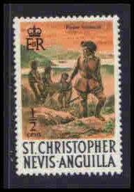 St. Christopher Nevis Anguilla Very Fine MNH ZA5900