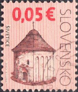 Slovakia #560 Used
