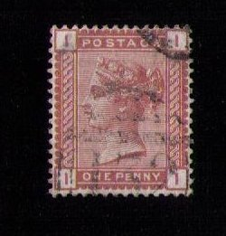 SG 166 Great Britain Used VF