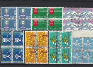 switzerland  stamps ref r10714