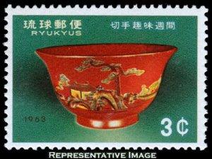 Ryukyu Islands 1992 112 Mint never hinged.