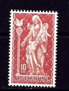 Liechtenstein 395 MH 1965 issue