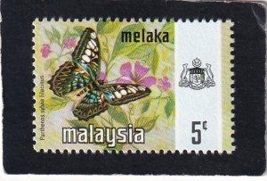Malaysia,   Malacca        #       76      MNH