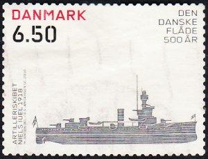 Denmark #1490b Used