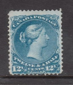 Canada #28 Mint Fine Unused (No Gum)