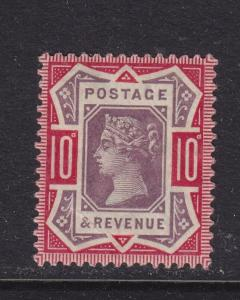 Great Britain Scott # 121 VF mint OG with nice color ! cv $ 63 see pic !