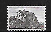 NORWAY, 510, MINT HINGED, MOUNTAINEERS