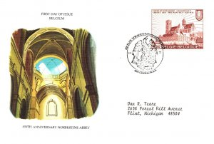Belgium, Worldwide First Day Cover