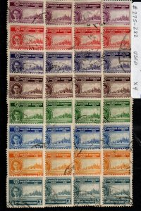Thailand 275-82 Used