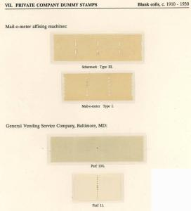 TD10, 10-13 Var's, 1906-1930 RARE TEST COILS W/CERT