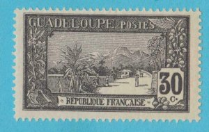 GUADELOUPE 67  MINT HINGED OG *NO FAULTS VERY  FINE !