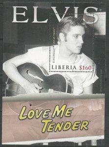 Liberia   Scott # 2564 - MH  (s/s)