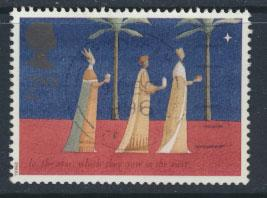 Great Britain SG 1950  Used  - Christmas