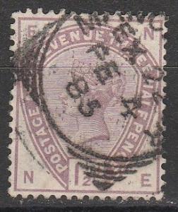 Great Britain #99 F-VF Used CV $47.50 (K64)