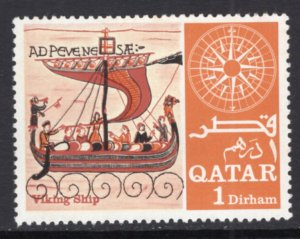Qatar 126 MNH VF