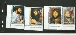 GRENADA-CARRIACOU 2003 SCOTT 2455-8  MNH