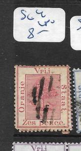ORANGE FREE STATE  (P3105B)  TREE  6D   SG 4     VFU