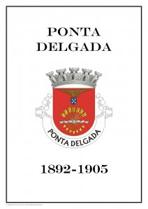 Portugal Ponta Delgada 1892-1905 PDF(DIGITAL) STAMP ALBUM PAGES