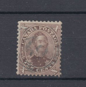 10 cent #17 4 RING NUMERAL #49 WHITBY RF 5 **VERY scarce** Canada used