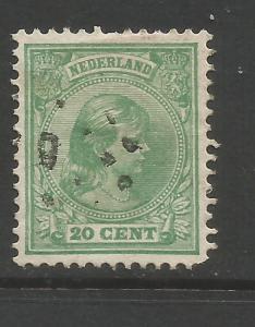 NETHERLANDS 46 VFU V612