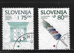 SLOVENIA 214-2145 USED