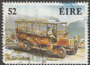 Ireland stamp, Scott# 908, used, automobile,transportation, #m040