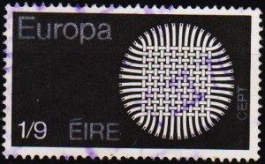 Ireland. 1970 1s9d S.G.278 Fine Used