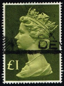Great Britain #MH169 Machin Head; Used (0.60)