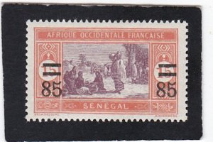 Senegal,  #   125    unused