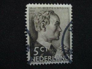 Netherlands #B78 Used WDWPhilatelic (H5K7)