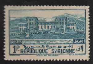 Syria Scott 276 MH* stamp