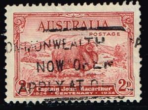 Australia # 147 Used