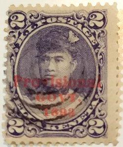 Hawaii 2c-1893